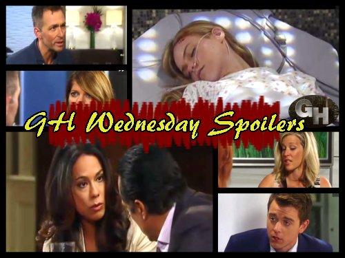 General Hospital Spoilers: Anna Takes Advantage in London - Valentin Begs Nina - Lulu Shocks Dante - Nelle's Health Fails