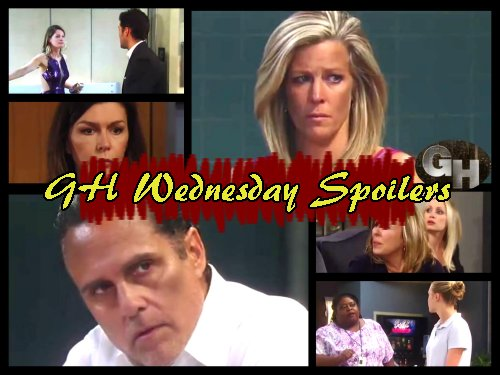 General Hospital Spoilers: Ava And Valentin In Critical Condition at GH - Kiki and Nina Frantic - Sonny and Carly Held at PCPD
