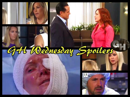 General Hospital Spoilers: Julian Begs Ava - Spencer Plots to Destroy Valentin - Bobbie Threatens Sonny - Carly Catches Josslyn