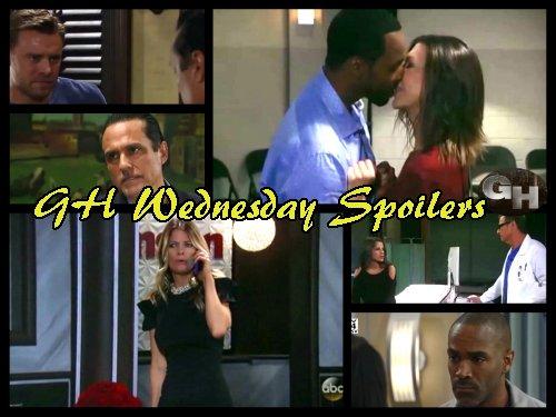 General Hospital Spoilers: Anna Tempts Andre - Jordan Arrests Curtis - Jason Puts Sonny First - Valentin Calls Nina
