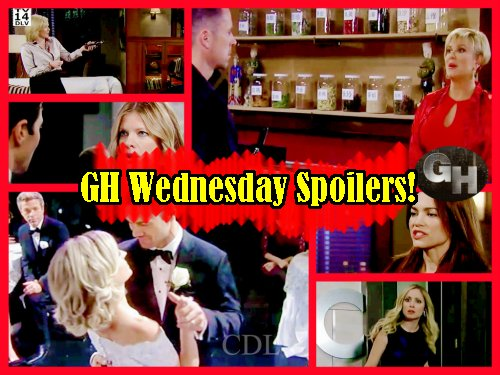 General Hospital Spoilers: Olivia Jerome Punishes Julian - Valentin Attacked for Murder by Griffin, by Anna for Sexual Assualt