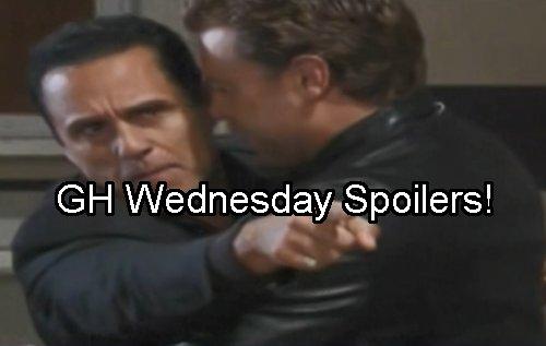 'General Hospital' Spoilers: Carly Assaults Julian – Jason Saves Sonny From Arrest – Jordan Threatens Curtis