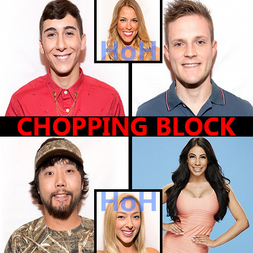 Big Brother 17 Spoilers Week 4 Battle of The Block Results After HOHs Shelli & Liz's Nominations