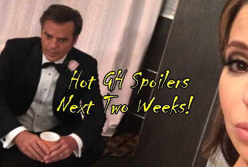 General Hospital Spoilers: Two Weeks of July 3-14 - Quartermaine Wedding - Nelle Attacked - Sonny Scrambles - Nathan Devastated