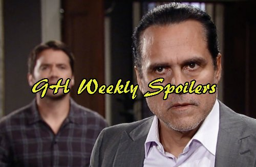 General Hospital Spoilers: Week of June 5 - Ava and Griffin Bond - CarSon Back On Track - Spencer Returns to PC