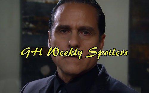 General Hospital Spoilers: Week of June 26 - Sonny Makes a Change - Scott Gets Fired - Spencer Schemes - Hayden Targets Obrecht