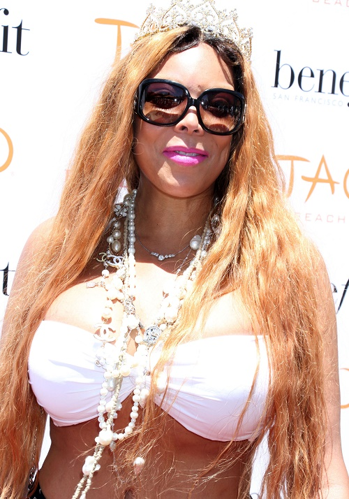 NeNe Leakes And Wendy Williams Feud Intensifies: NeNe Adds Fuel To The Fire At The Atlanta Women's Expo - Wendy Storms Out!