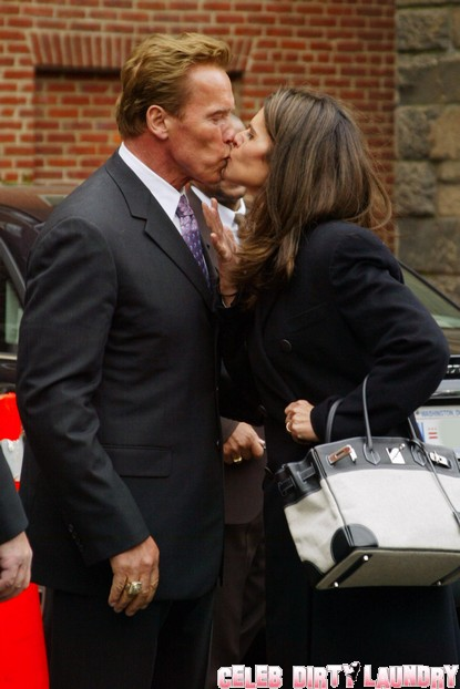 Maria Shriver Dumped Arnold Swarzenegger Because He Cheated - Video