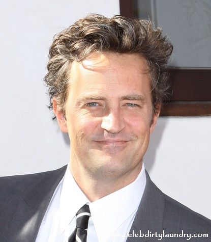 Matthew Perry Losing It - Another Rehab Stint Looms