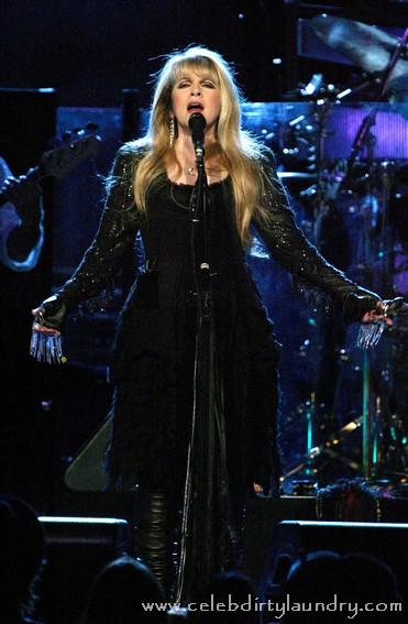 Stevie Nicks Inspired By Robert Pattinson and Kristen Stewart