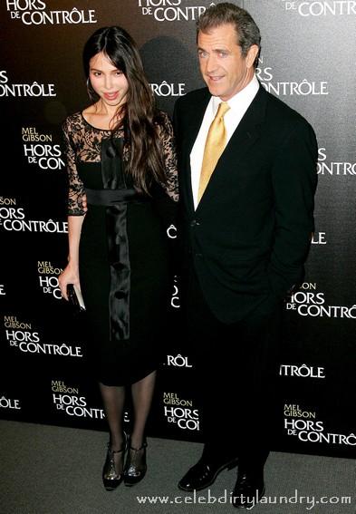 Mel Gibson Wants To Grab Custody Of Lucia From Oksana Grigorieva