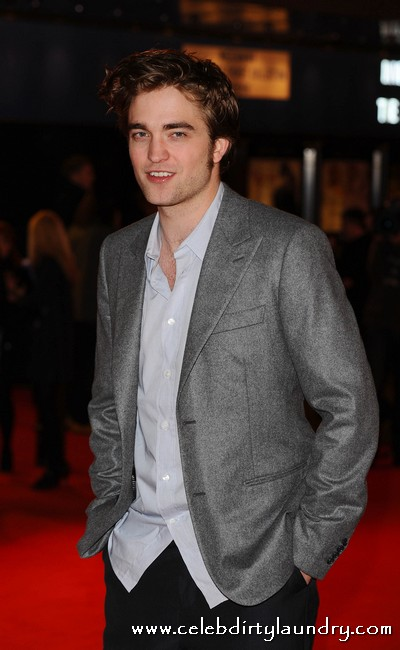 Robert Pattinson In A State Of Shock Upon Wrapping Up 'Twilight' Filming