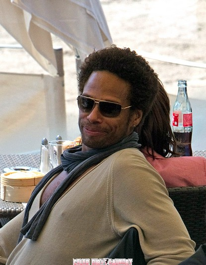 CSI Star Gary Dourdan Busted!