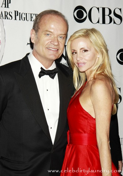 Kelsey Grammar And Camille Grammer Divorce Now Official