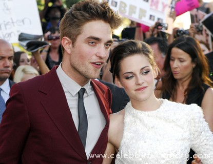 Kristen Stewart Stuck With 'Boring' Rob Pattinson - Makes Her Hollywood's Luckiest Girl