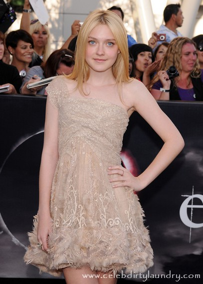 Dakota Fanning Will Play A Princess After Breaking Dawn
