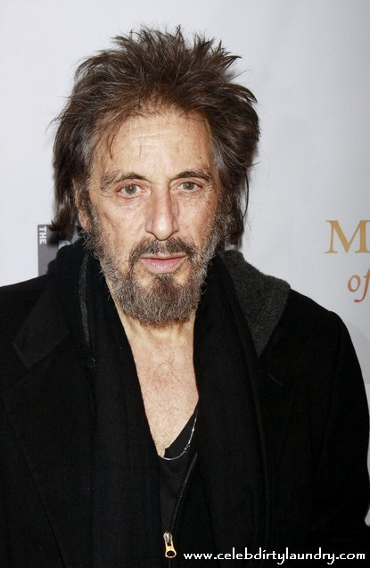 Al Pacino Recruited For Role In 'Gotti' Movie