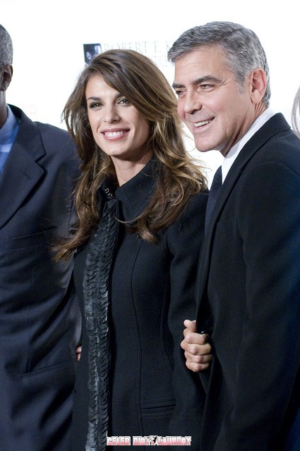 Why George Clooney Dumped Elisabetta Canalis