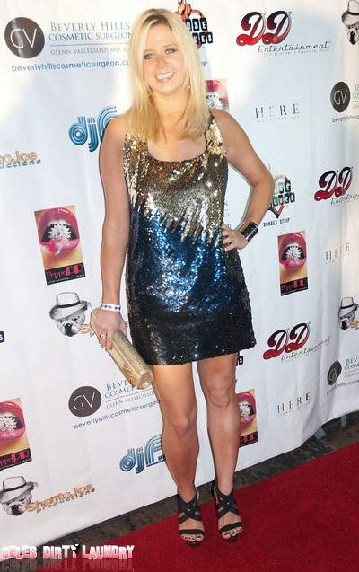 Michael Lohan's Estranged Ex-Girlfriend Kate Major Gets Into A Brawl On A Plane!