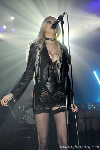 Taylor Momsen Wants Her Own Fashion Line