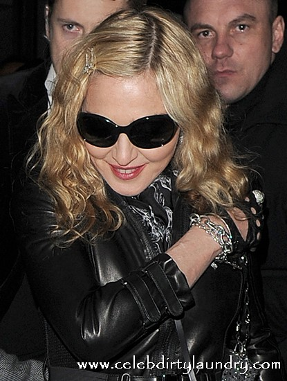 Has Kabbalah Lost Its Charm For Madonna?