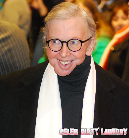 Roger Ebert Apologizes For Ryan Dunn Tweets