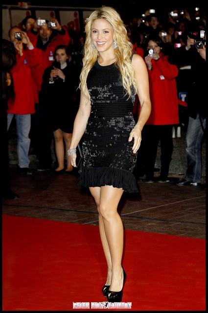 Shakira To Replace Jennifer Lopez on American Idol?