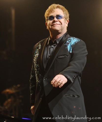 Matthew Morrison Wants Elton John To Star On 'Glee'