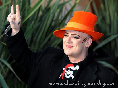 Boy George Takes On Lady GaGa - Big Comeback Planned