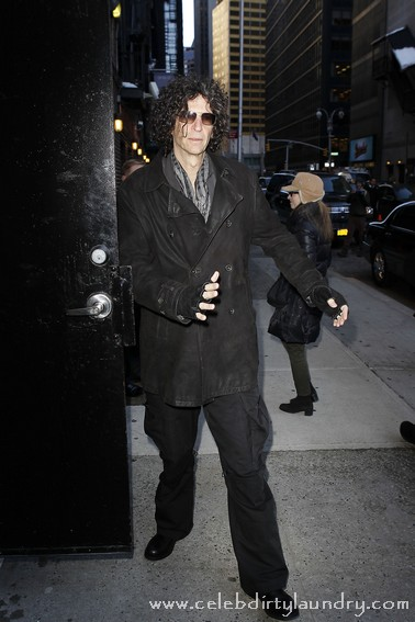 'Regis Was Fired' Claims Howard Stern On Letterman