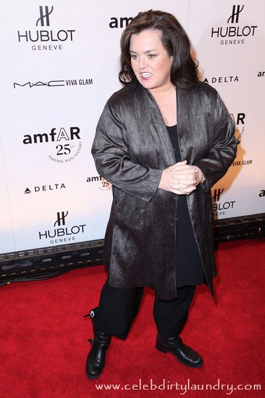 Rosie O'Donnell Unhappy With Glee's Portrayal Of Fat Women