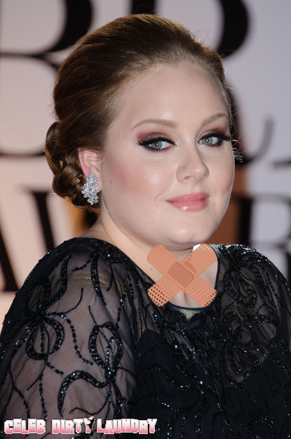 Adele Is On The Mend!