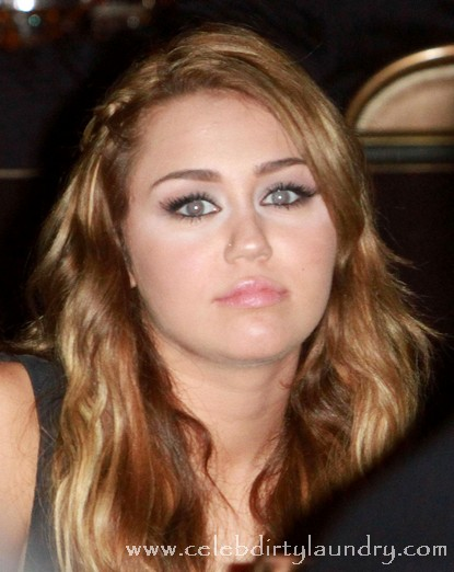 Miley Cyrus Bashes Twitter - Admits She Has A Boyfriend
