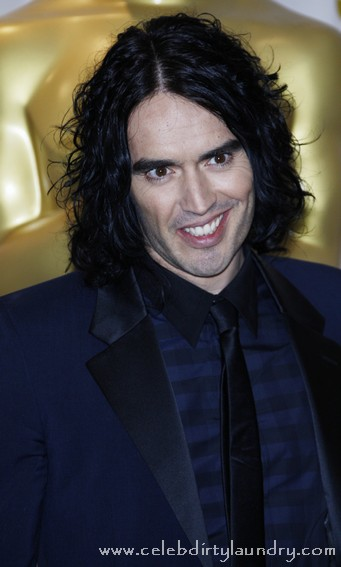 Russell Brand Throws His Support Behind Charlie Sheen