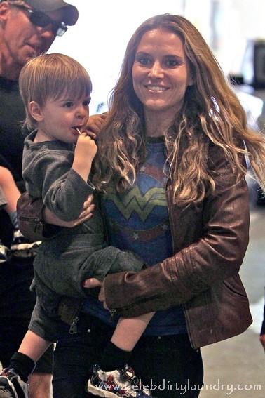 Brooke Mueller Demands Pysch Evaluation Before Charlie Sheen Sees Twins