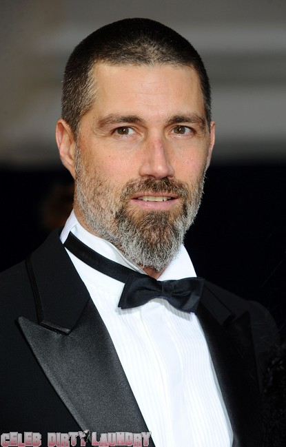 Matthew Fox Accused Of Beating Woman