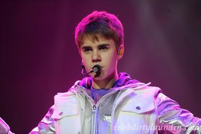 Justin Bieber's Hair Styling Secret Revealed