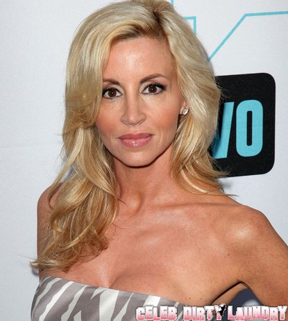 Camille Grammer Plans To 'Fight Like Hell' In Looming Custody Battle