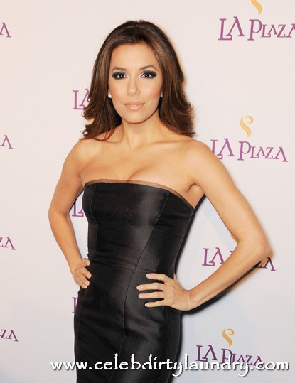 Eva a Longoria Gets Up Close and Personal With Piers Morgan