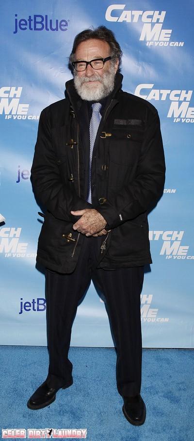 Robin Williams Celebrates Third Marriage - Susan Schneider the Lucky Bride