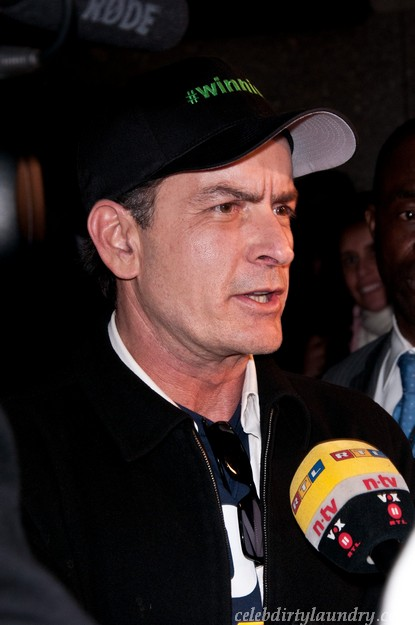 Charlie Sheen Told To Stop Lying About Two And A Half Men