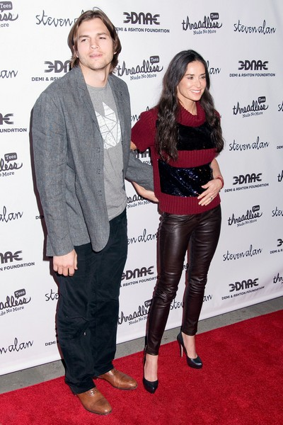 Demi Moore Cannot Forgive Ashton Kutcher's Infidelity, Counselling Fails