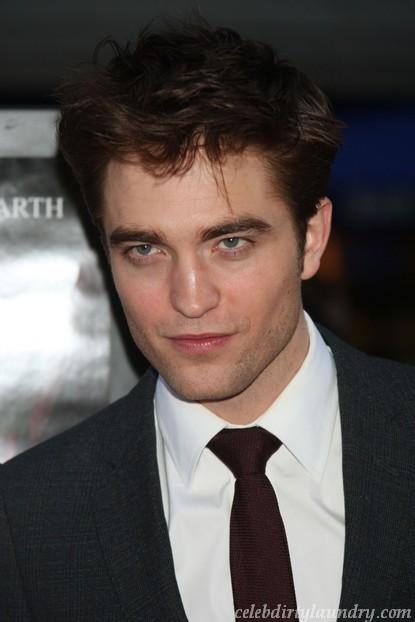 Robert Pattinson Liked Older Women!