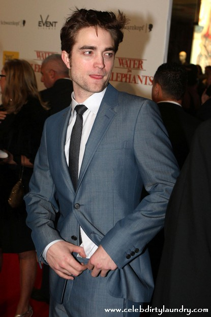 Robert Pattinson Wants To Stay Loved By Twihards