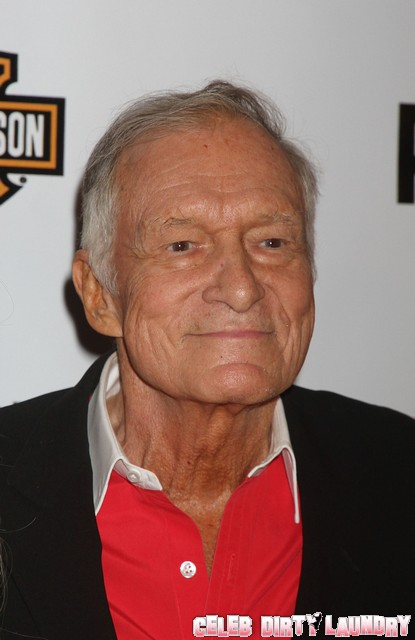 Hugh Hefner's Lifetime Show Will Be About Him Getting Dumped