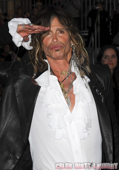 Steven Tyler Admits To Trying Gay Sex