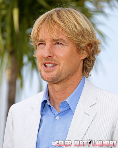Has Owen Wilson Called It Quits With His Baby Momma?