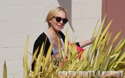 Lindsay Lohan's Mistakes Teach Her Sister Ali