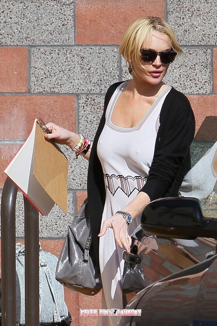 Lindsay Lohan Being Sued For $1 million By Dawn Holland