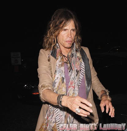 Steven Tyler Snorted Coke While Former Girlfriend Had An Abortion